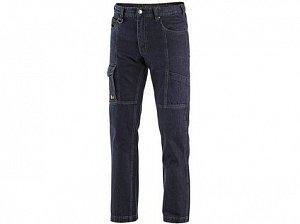 Kalhoty jeans NIMES II, pánské, tmavě modré
