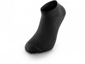 Nízké ponožky PASTIME RS, černé