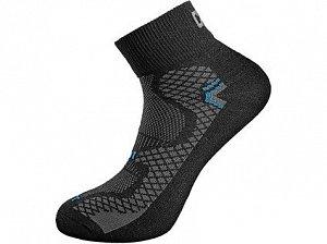 Ponožky CXS SOFT, černo-žluté
