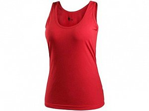 Tílko CXS LINDA, dámské, červené