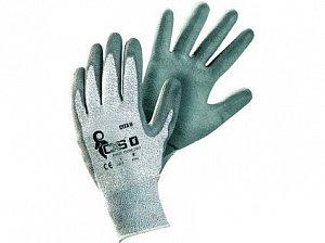 Protipořezové rukavice CITA II, šedé