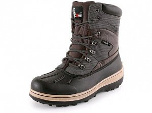 Zimní poloholeňová obuv CXS WINTER SNOW