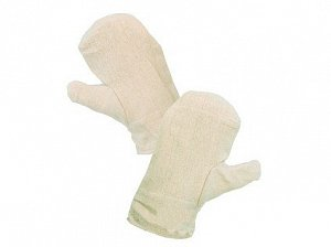 Textilní rukavice DOLI, bílé, vel. 11