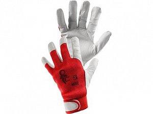 Dětské kombinované rukavice MIKE, vel. 05