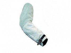 Svářečský rukávník, kožený