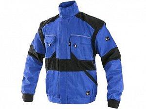 Blůza CXS LUXY EDA, pánská, 170-176cm, modro-černá