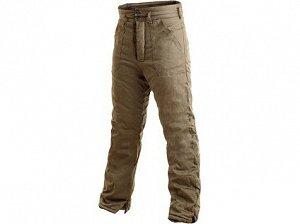 Pánské zimní kalhoty JUNA, khaki