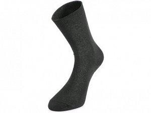 Ponožky CXS CAVA, černé
