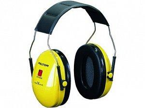 Mušlové chrániče sluchu 3M PELTOR H510A-401-GU, žluté