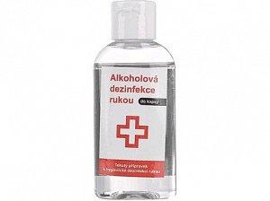 Dezinfekce rukou alkoholová 50ml