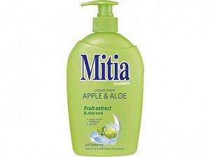 Tekuté mýdlo Mitia, Apple and Aloe, 500 ml