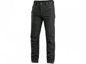 Kalhoty CXS AKRON, softshell, černé