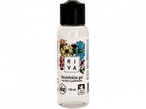 Dezinfekční gel na ruce RIVA, 100 ml