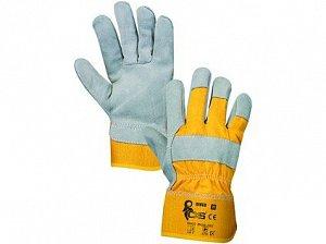Kombinované rukavice DINGO, vel. 12