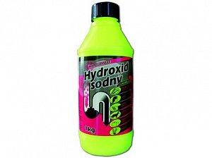 Čistič odpadu HYDROXID SODNÝ, mikrogranule, 1 kg