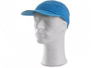 Čepice CXS AMOS, s kšiltem, letní, středně modrá