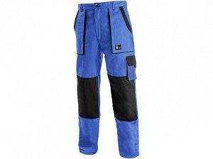 Kalhoty do pasu CXS LUXY JAKUB, zimní, pánské, modro-černé