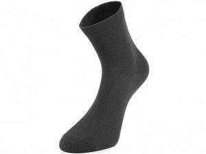 Ponožky CXS VERDE, černé