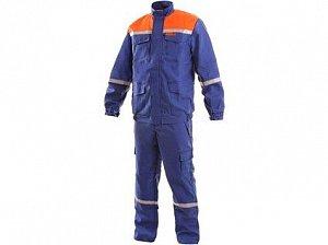 Oděv CXS ENERGETIK MULTI 9043 II, modro - oranžový