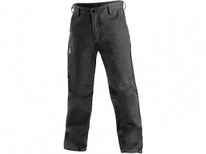 Kalhoty REDMOND, pánské, šedé, S-XXXL