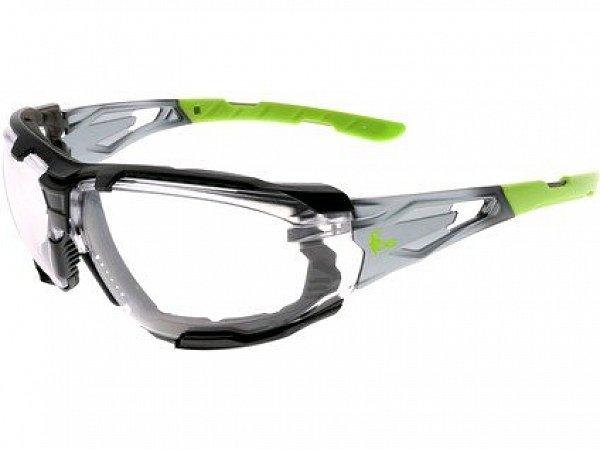 Brýle CXS-OPSIS TIEVA, čirý zorník, černo - zelené